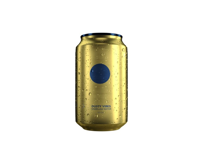 5K Soda Can With Water Drops Mockup by Anthony Boyd Graphics